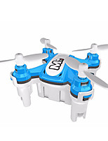 2.4GHz 4CH 6 Axis Gyro 360 Flips Mini RC UFO Blue Mini Quadcopter
