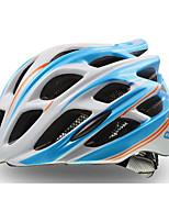 Unisexe Vélo Casque N/C Aération Cyclisme Taille Unique EPS