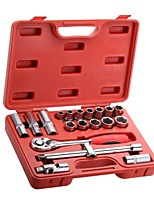 Jtech 20 Sets Of 1/2 Series Metric Tool Set /1 Set
