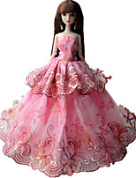 Dresses Dresses For Barbie Doll Dress For Girl's Doll Toy