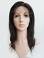 Human Hair Full Lace Wig Natural Hairline Human Hair Full Lace Wig with Baby Hair