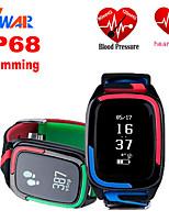 Femme HommeMontre de Sport Montre Militaire Montre Habillée Smart Watch Montre Tendance Montre Bracelet Unique Creative Montre Montre