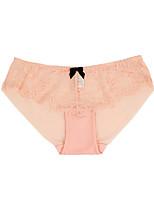 Push-up Dentelle Solide Shorts & Slips Garçon Slips-Coton Polyester