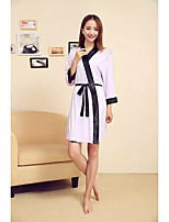 Bath TowelPattern High Quality 100% Cotton Towel Modal Fabric Ladies Bathrobes