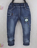 Para Meninas Calças Fashion Outono