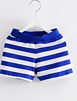 The New Summer Korean Style 2017 Candy Stripe Color Boy Girl Baby Children's Shorts
