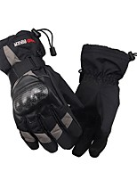 Sports Gloves Unisex Cycling Gloves Winter Bike Gloves Keep Warm Waterproof Snowproof Anti-skidding Wearable Protective Anatomic Design
