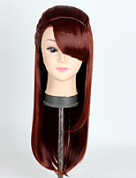 Cosplay Wigs Cosplay Cosplay Long Straight Anime Cosplay Wigs 65 CM Heat Resistant Fiber Unisex
