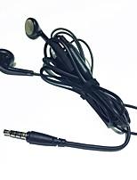 Auriculares de los auriculares del en-oído 3.5mm con el mic para el teléfono móvil de la PC de samsung s4 / s5 / s6 / s7 hecho a mano