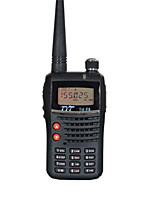Walkie Talkie tyt th-f5 Zweiweg-Radio-Transceiver 5W 1500mah Batterie tyt th f5 Meter Amateur Radio Schinken Handheld uhf 400-470mhz