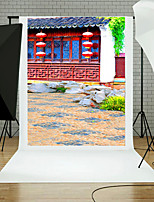 Vinyl Photo Backdrop Child Studio Villa Photography Background Baby 5x7ft