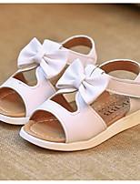 Девочки На плокой подошве Удобная обувь Обувь для малышей Дерматин Полиуретан Весна Осень Для прогулок Повседневный Для прогулокНа