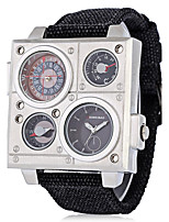 Per uomo Per adultoOrologio sportivo Orologio militare Orologio elegante Orologio alla moda Orologio da polso Orologio braccialetto