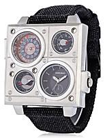 Homens AdultoRelógio Esportivo Relógio Militar Relógio Elegante Relógio de Moda Único Criativo relógio Relógio Casual Relógio de Pulso