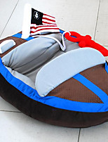 Cat Dog Bed Pet Mats & Pads British Keep Warm Soft Elastic