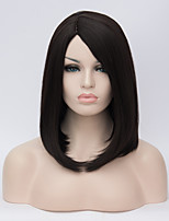 European and American Wigs Long Hair Black Hair Straight Hair 14inch