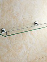 Bathroom Shelves Morden Style Wall Mounted Glass ShelfBathroom Accessory