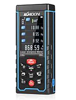 KKmoon Handheld Laser Rangefinder High Precision Color Handheld Infrared Rangefinder Laser Ruler