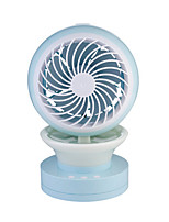 Water Misting Humidifier Fan With Night Light Spraying cooling Fan Office Desktop Mobile Power Ventilador