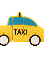 Hot New Cartoon taxi usb2.0 16gb flash drive u mémoire de disque
