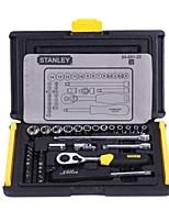 Stanley Conjunto de 35 peças Conjunto de métricas da série 6.3mm / 1 conjunto