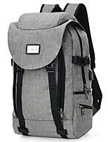 Women Backpack Polyester Fall Casual Bucket Zipper Zipper Amethyst Gray Black Pool Normal