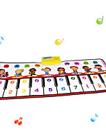 Baby Toys Musical Play Mat 100x40cm Big Size Music Tapetes Carpet Tapete Infantil Music Mat