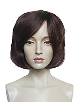 BOB Short Synthetic Wig Little Curly Wig For African and American Women