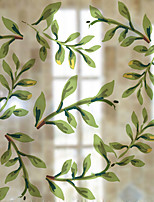 Window Film Window Decals Style Tree Branches Dull Polish PVC Window Film - (60 x 58)cm