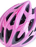 Unisexe Vélo Casque N/C Aération Cyclisme Cyclisme en Montagne Cyclisme sur Route Cyclisme Taille Unique
