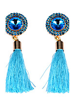 Women's Drop Earrings Unique Design Tassel Alloy Jewelry Jewelry For Party Daily Casual Stage