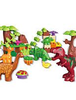 Конструкторы Для получения подарка Конструкторы Динозавр Игрушки