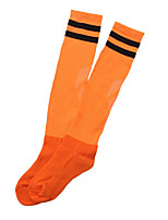 Fashion Sport Socks / Athletic Socks Unisex Socks Spring Summer Fall/Autumn Winter Breathable Wearable Comfortable Cotton Football/Soccer