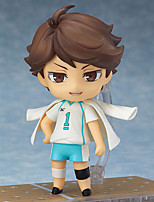 Anime Action Figures Inspired by Haikyuu Oikawa Tooru PVC 10 CM Model Toys Doll Toy 1pc