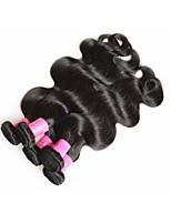 Wholesale 8A Brazilian Body Wave Virgin Human Hair 1Kg 10Pieces Lot Natural Black Color