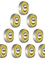 608r 21mm x 7mm металлические экранированные радиальные шарикоподшипники глубокие шарикоподшипники шарикоподшипники для игрушечной