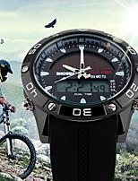 Herren Damen Sportuhr Kleideruhr Smart Uhr Modeuhr Armbanduhr Einzigartige kreative Uhr Chinesisch digital SolarenergieKalender