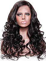 Premierwigs®1*3 Inch Affordable Silk Base Lace Front Huamn Lace Wigs 150% Density Brazilian Virgin Unprocessed Remy Human Hair For American Women