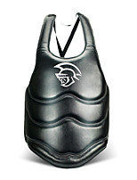 Chest & Rib Guard for Taekwondo Boxing Sanda Muay Thai Unisex PU (Polyurethane)