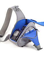 Bolsa-Preto Cinzento Azul--Um Ombro--SLR