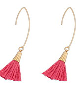 Drop Earrings Girls' And Women's Bohemia Style Hook Earrings Party And Daily Statement Jewelry