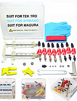 Bicycle Hydraulic Disc Brake Bleed Kit tool For SHIMANO TEKTRO MAGURA louise marta HS33 HS11 ECHO ZOOM CSC Professional Kit