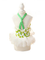 Dog Dress Dog Clothes Cute Fashion Casual/Daily Fruit Green