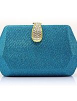 Women Bags Spring/Fall All Seasons Other Leather Type Clutch with Rhinestone for Wedding Event/Party Casual Sports Formal Outdoor Office