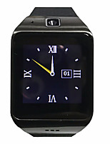 YY LG118 Smartwatch Card Bluetooth Watch Support SIM / TF / NFC Function for Android / IOS