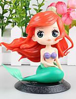 애니메이션 액션 피규어 에서 영감을 받다 코스프레 코스프레 PVC 11 CM 모델 완구 인형 장난감