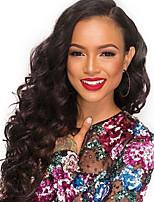 Премьера волна кружева передние человеческие волосы парики-glueless 130% плотность бразильские виргинские remy полные парики шнурка с baby
