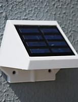 1pcs Solar Staircase Lights Outdoor Lights Warm/Cool White