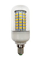 4.5W E14 B22 Lâmpada Redonda LED T 69 SMD 5730 420 lm Branco Quente Branco Frio V 1 pç