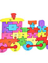 Puzzle Kit fai-da-te Costruzioni Giocattoli fai da te Coda